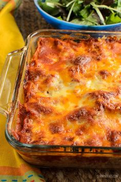 Slimming Eats Syn Free Spicy Mexican Chicken Lasagne - gluten free, Slimming World and Weight Watchers friendly Slimming World Treats, Slimming World Dinners, Slimming World Chicken Recipes, Slimming Eats, Slimming Recipes, Mexican Food Recipes, Vegetarian Recipes, Cooking Recipes, Healthy Recipes