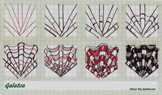 Zentangle Step by Step | ... does a zentangle cease to be a zentangle and become something else