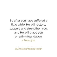 Follow @ChristianMentalHealth on Instagram!