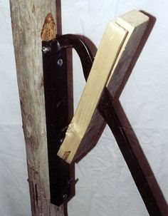 Mr. Quicksplit is a simple device, designed to make it easier to split wood into kindling