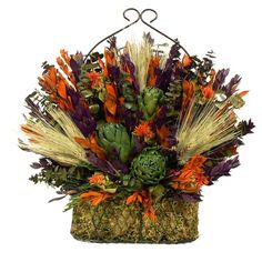 I pinned this Preserved Devonshire Arrangement from the Floral Treasure event at Joss and Main!