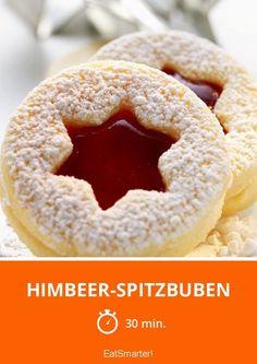 Himbeer-Spitzbuben - smarter - Zeit: 30 Min.   eatsmarter.de