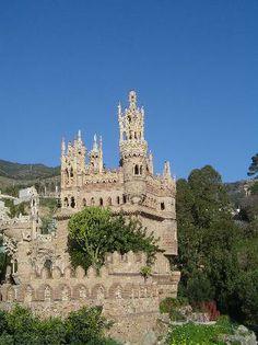 Castillo de Colomares: Vista del Castillo