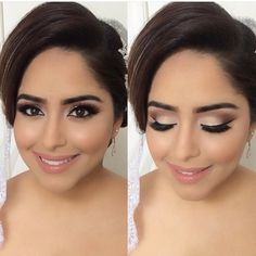 Ideal makeup for my big day