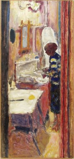 Pierre Bonnard (1867-1947, French)