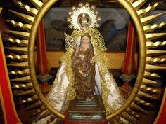 EL BLOG DE MARCELO: Día de Canarias: 7 islas, 7 nombres de María  Virgen de Guadalupe, patrona de La Gomera