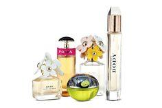 Fragrance bottles from Selena Gomez, Jennifer Lopez are designed to be noticed Glass Bottles, Perfume Bottles, Prada, Lime Crime Lipstick, Tips Belleza, Jennifer Lopez, Beauty Hacks, Beauty Tips, Fragrance