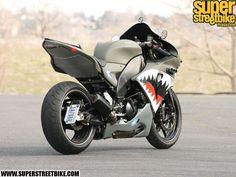 Kawasaki Ninja Zx10r 05 06