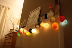 Tales from a happy house: Fairy Lights