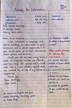Essay Writing Skills, English Writing Skills, Writing Lessons, Teaching Writing, English Lessons, Teaching English Grammar, Grammar And Vocabulary, English Language Learning, English Vocabulary Words