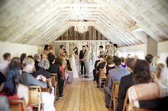 such a cute venue - Wayfarer Farm- Whidbey Island