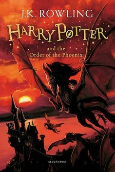Harry Potter and the Order of the Phoenix (Harry Potter #5), J.K. Rowling