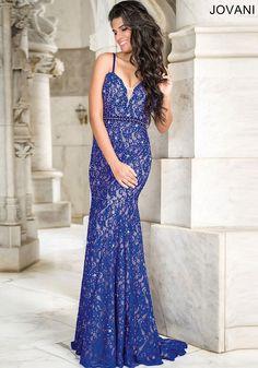 Jovani 27047 Prom Dress | MadameBridal.com