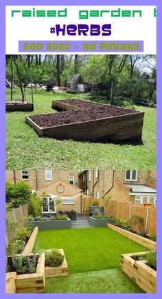New Raised Garden Beds Ideas Layout. 19 Ve Able Garden Plans & Layout Ideas that Will Inspire You Raised Garden Bed Plans, Building Raised Garden Beds, Plants For Planters, Garden Bed Layout, Garden Types, Edible Garden, Garden Planning, Vegetable Garden, Planting Flowers