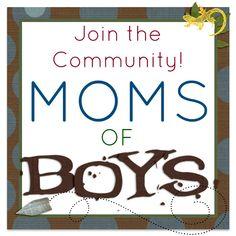Moms of Boys