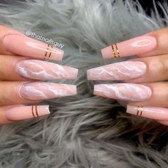 Have you decided to give coffin nails a try but you are lacking for fresh designs to play around with Worry not We have your back With the variety of designs we have on offer you will have all the best ideas at your disposal Acrylic Nail Designs Coffin, Bling Acrylic Nails, Best Acrylic Nails, Coffin Nails Designs Summer, Marble Nail Designs, Pastel Nails, Coffin Shape Nails, Coffin Nails Long, Long Nails