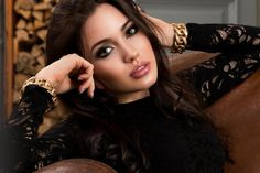 Anastasia Kostenko Miss World Contestant 2014:Russia
