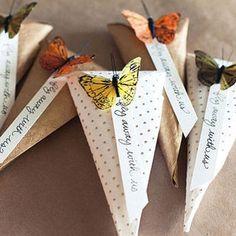 Conos de papel: detalles originales para fiestas de cumpleaños - Manualidades para Fiestas y Cumples - Manualidades para niños - Charhadas.com
