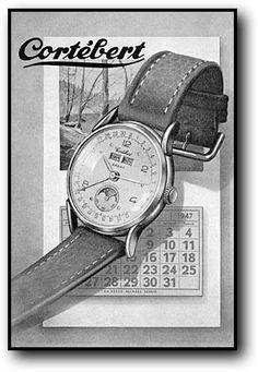 cortebert watch