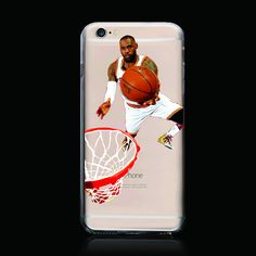 Soft Case for Iphone se 5 5s 6 6s 7 plus Clear NBA Basketball Player Lebron James Stars Curry Kobe TPU Cap Sport Cover Back New Lebron James Basketball, Basketball Players, Hd Desktop, Iphone Wallpapers, Kobe, Iphone Cases, High Definition, Curry, Backgrounds