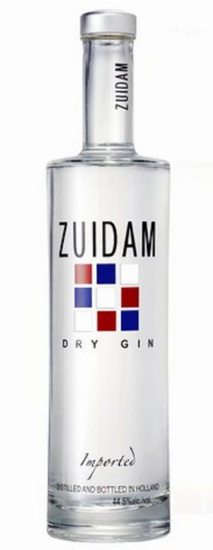Zuidam Dry Gin ginfusion