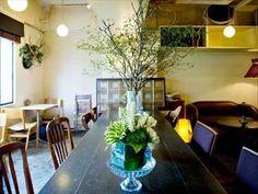 【カフェ】渋谷/Zarigani cafe