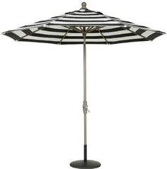 Best Of orange Striped Patio Umbrella