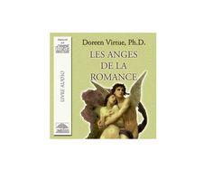 Les Anges de la romance, un livre audio de Doreen Virtue. http://www.librairie-angelique.com/les-anges-de-la-romance-doreen-virtue/ Des enseignements ainsi qu'une puissante méditation pour rencontrer l'âme sœur.