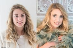 Expressions of Beauty - Before and After Solomon, Long Hair Styles, Business, Makeup, Beautiful, Beauty, Make Up, Long Hairstyle, Long Haircuts