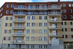Nasze daszki balkonowe idealnie sprawdzają się także na osiedlach!http://www.piccolux.pl/ #daszki #zadaszenia #Piccolux