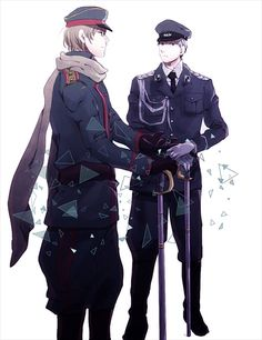 Russia & Prussia ((in Uniform~~