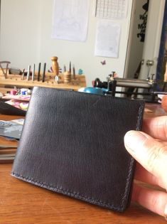 Kangaroo Leather Wallet $125 from LTLAustralia on Etsy #etsy #kangarooleather #handmade Layers Of Skin, Kangaroo, Leather Wallet, Im Not Perfect, Zip Around Wallet, Stitch, Handmade, Etsy, Baby Bjorn