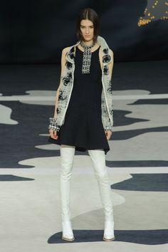 Chanel - Automne-hiver 2013-2014 Prêt-à-porter