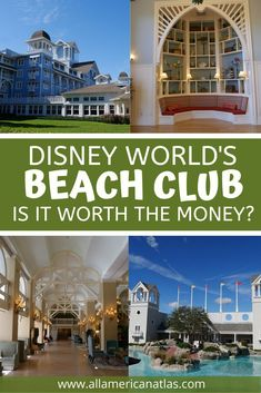 Wondering if the Beach Club is right for you? This Beach Club review has all of the tips and tricks about staying at this Deluxe Disney resort - surf's up!