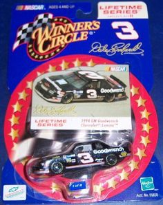 1994 Gm Goodwrench Chevrolet Lumina #3 Dale Earnhardt 1/64 scale by Winner's Circle. $1.74. diecast. Collectible. 1994 Gm Goodwrench Chevrolet Lumina #3 Dale Earnhardt 1/64 scale