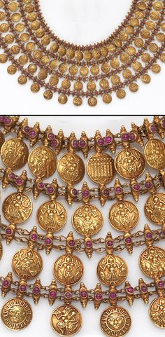 Necklaces – Page 4 – Modern Jewelry India Jewelry, Temple Jewellery, Tribal Jewelry, Gold Jewelry, Indian Jewellery Design, Jewelry Design, Designer Jewelry, Or Antique, Antique Jewelry