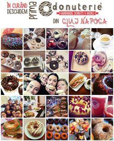 Soon. Donuts, Cereal, Snacks, Breakfast, Sweet, Handmade, Food, Tapas Food, Appetizers