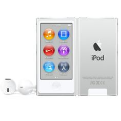 Buy iPod nano and get fast, free shipping. iPod nano features a 2.5-inch Multi-Touch display, Bluetooth, and built-in fitness support.