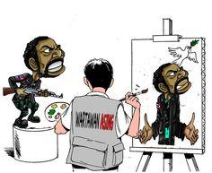 Hebatnya Wartawan Asing di Papua