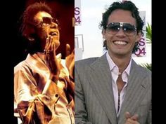 ▶ Aguanile - Hector Lavoe y Marc Anthony - YouTube
