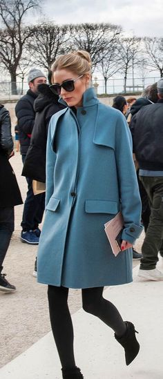 Rosamaria G Frangini | Furs&Coats | Paris Fashion Week '16