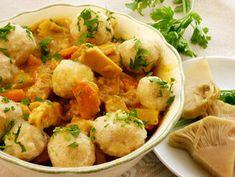 Húshelyettesítők Jackfruit Curry, Quinoa, Cauliflower, Vegetables, Food, Turmeric, Red Peppers, Cauliflowers, Essen