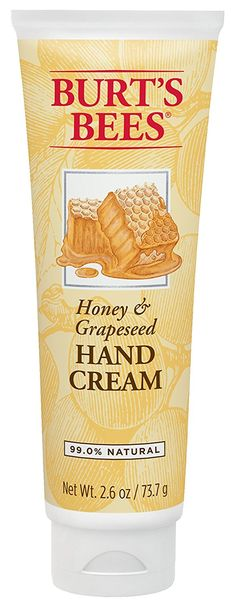 Burt's Bees Honey and Grapeseed Hand Cream, 2.6 Ounces -- Review more details here : Natural Beauty Care