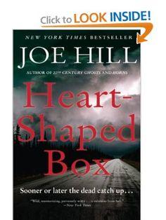 Heart-Shaped Box: A Novel: Joe Hill: 9780061944895: Amazon.com: Books
