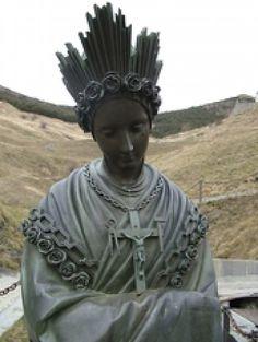 Shrine of Our Lady of La Salette - La Salette, France