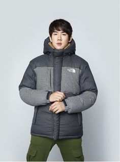 Yoo Yeon Seok   The North Face White Label Collection 2014