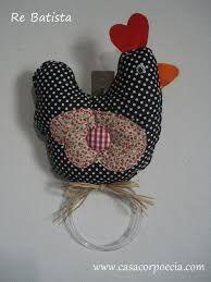 Resultado de imagem para molde de galinha