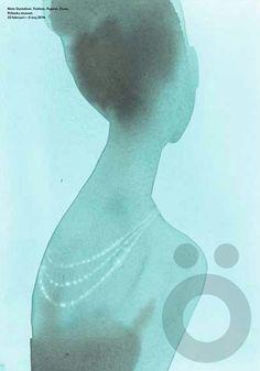 Mats Gustafson - Fashion Figures Faces. Tiffany & Co, watercolor, 2004.
