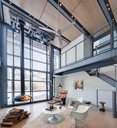 industrial interior design - Buscar con Google