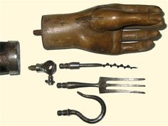 """Multi-Attachment """"Swiss Army"""" Prosthetic Hand."""